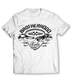 brother hood graphic t-shirt